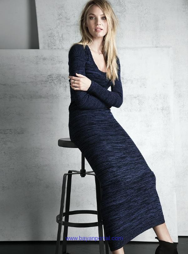 1e0b96793a9e9 Triko Elbise Modelleri - Bayan Portal